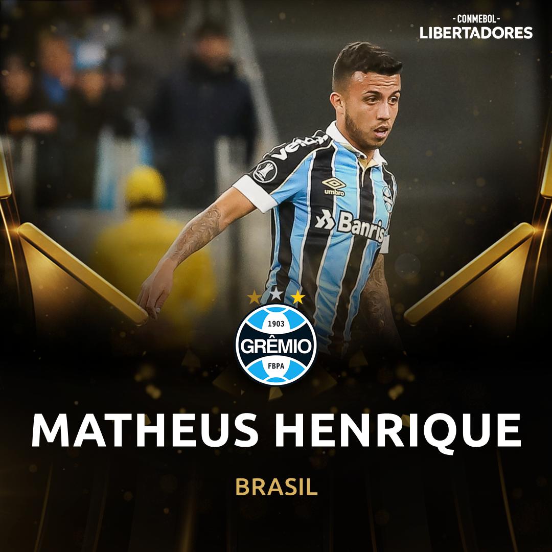 Matheus Henrique - Grêmio