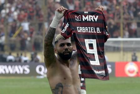 Gabriel Barbosa Flamengo Libertadores 2019