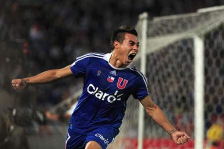 Eduardo Vargas U de Chile 2011