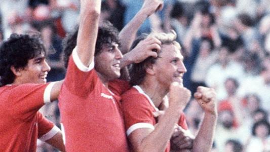 Trossero Copa Libertadores 1984