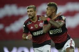Bruno Henrique Flamengo Independiente del Valle Libertadores 2020