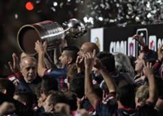 Néstor Ortigoza final San Lorenzo 2014
