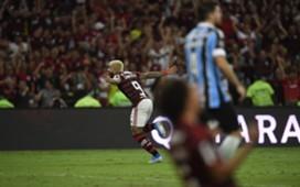 AFP Gabigol Flamengo Gremio Libertadores