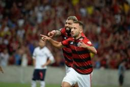 Everton Ribeiro Flamengo LDU Copa Libertadores 2019