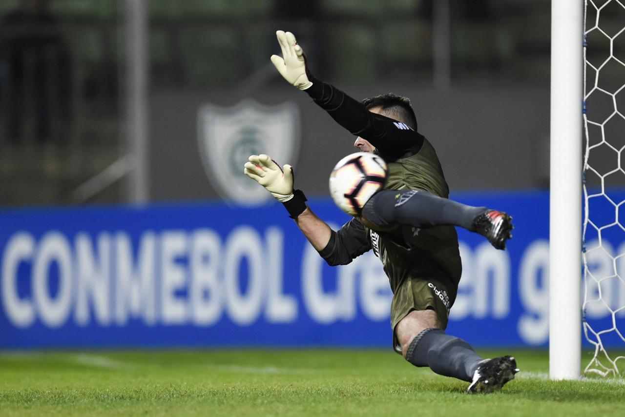 Victor - Atlético-MG