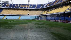 AFP Estadio Alberto J Armando La Bombonera Boca Juniors River Plate Copa CONMEBOL Libertadores 10112018