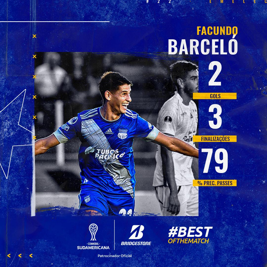 Barceló - Best - Emelec