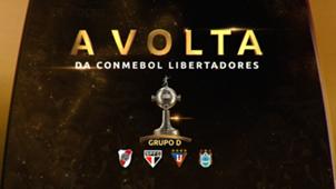 Chamada Grupo C - Libertadores