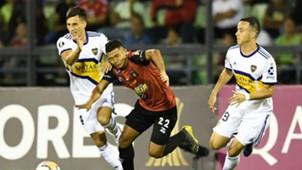 Caracas 1-1 Boca