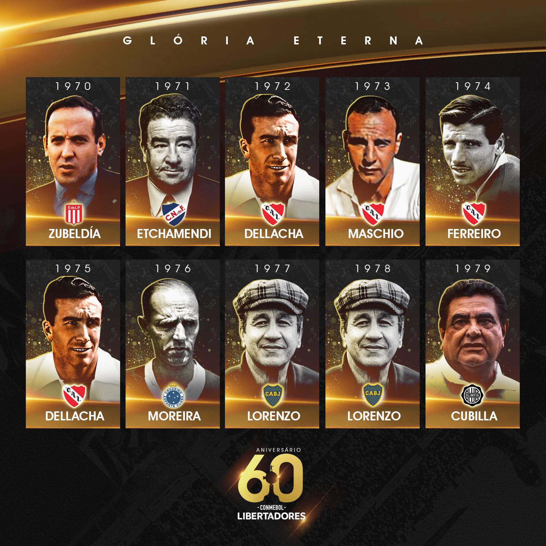 Técnicos Libertadores - 1970-79