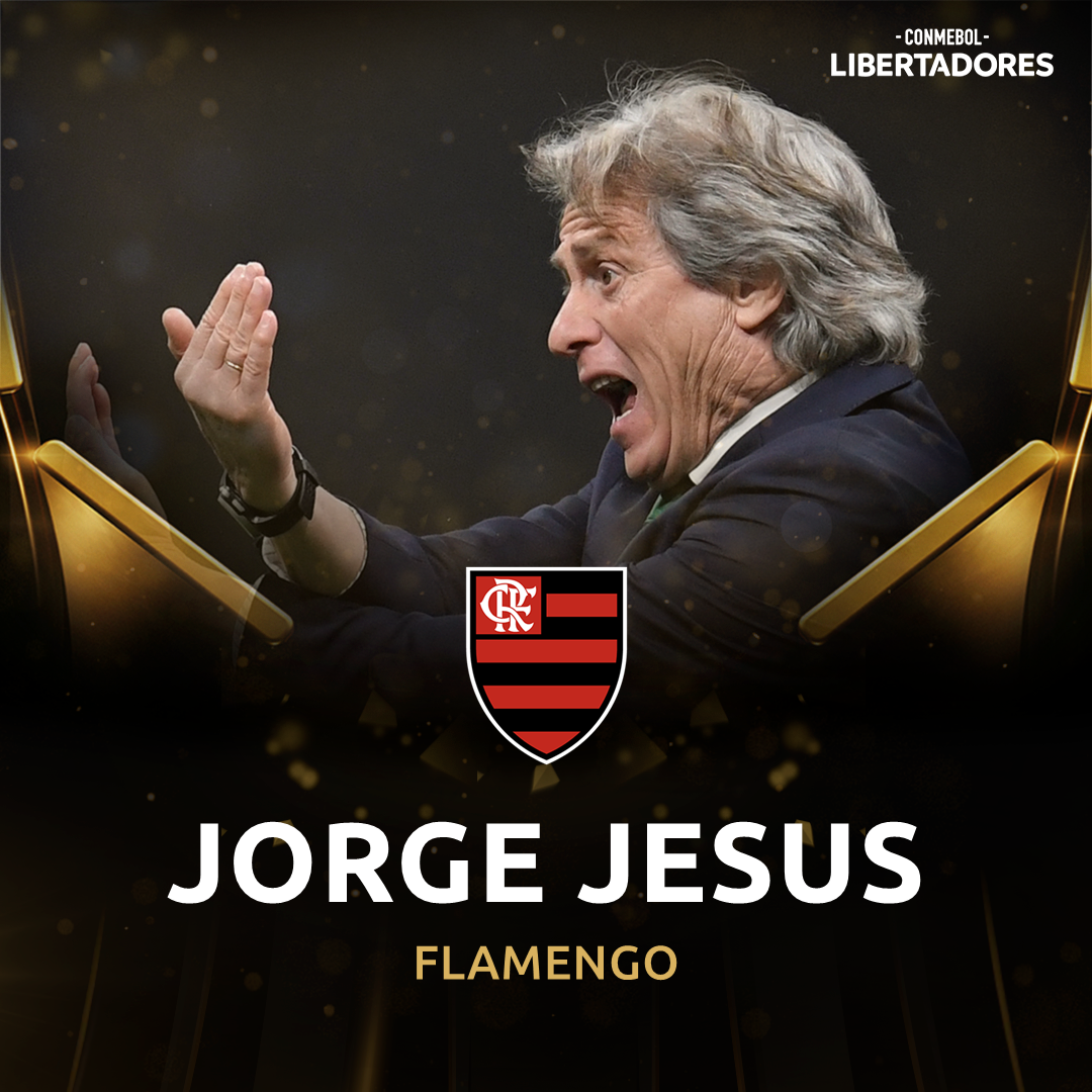 Jorge Jesus - Flamengo (Libertadores)