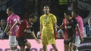 Jorge Pinos Independiente del Valle Conmebol Sudamericana final