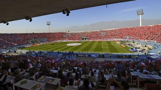AFP Estadio Nacional Santiago