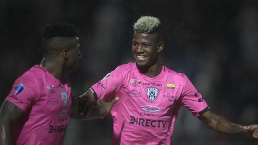 Cristian Dájome Conmebol Sudamericana Independiente del Valle final