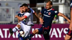 AFP Universidad de Chile Melgar Copa Libertadores 2019