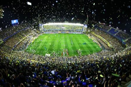 Bombonera Libertadores