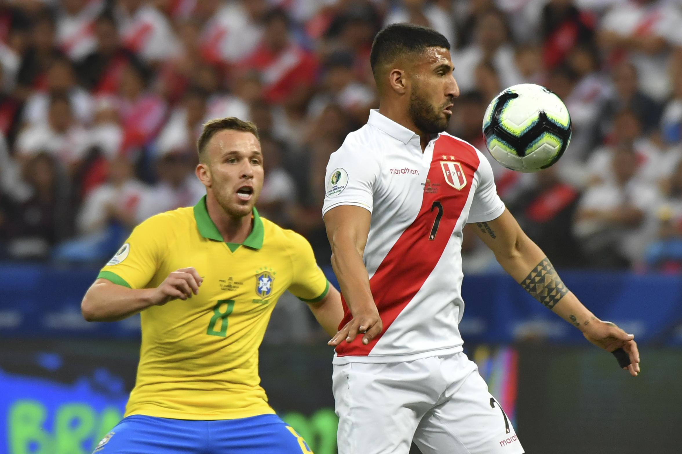 Ballón Alianza Lima