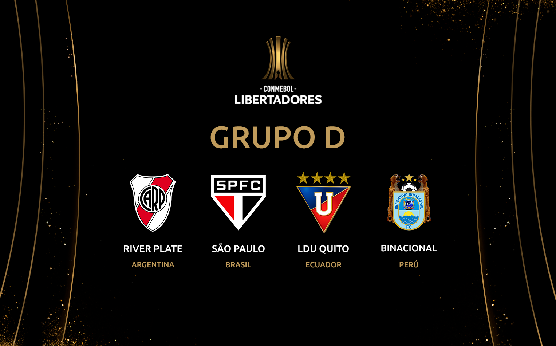 Grupo D equipos