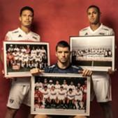 São Paulo - especial Libertadores - Hernanes, Volpi e Bruno Alves