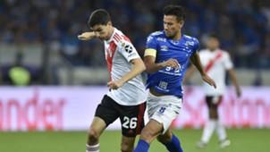 River Plate - Cruzeiro octavos de final Libertadores