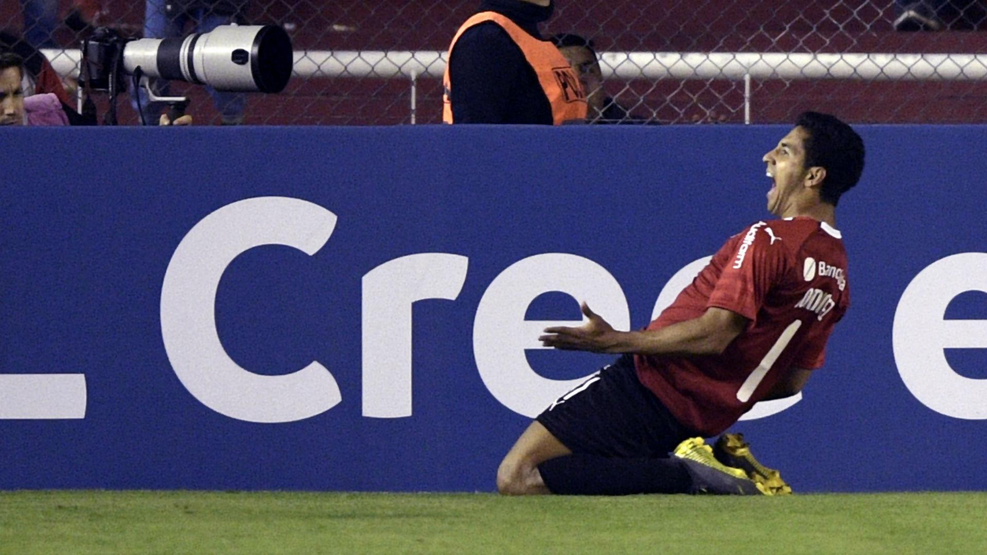 Cecilio Domínguez Paraguay Independiente