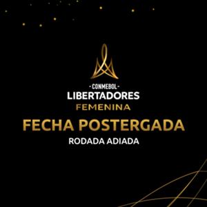 Fecha postergada Copa Libertadores Femenina
