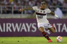 AFP Gabigol Flamengo Libertadores 2020
