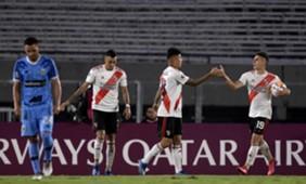 River Plate- Binacional