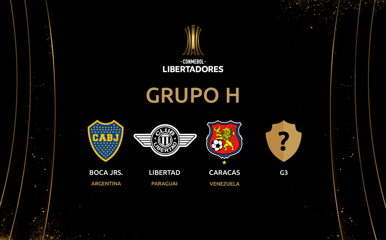 Grupo H da Libertadores
