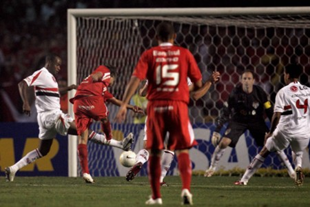 Rafael Sobis - Internacional - Libertadores 2006