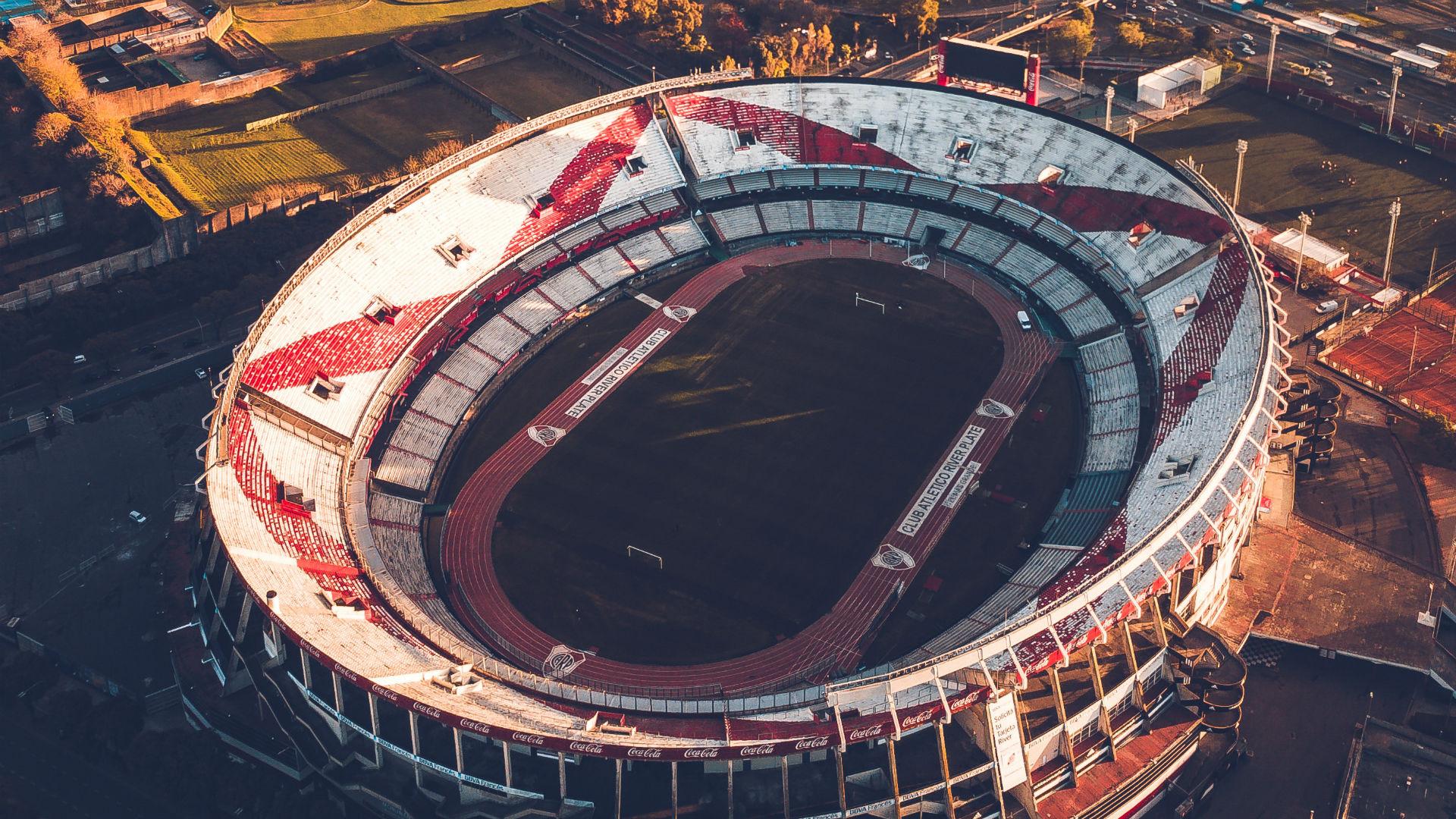 Estadio Monumental Copa Libertadores 2018