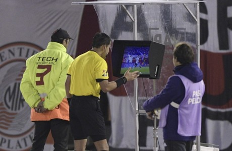 VAR en la Copa Libertadores