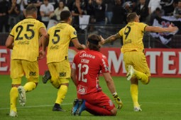 Corinthians x Guaraní - Libertadores