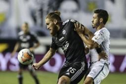 AFP Santos Olimpia Libertadores 2020