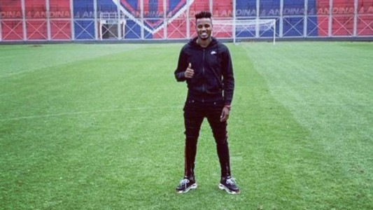 Gustavo Torres San Lorenzo Copa Libertadores 2019