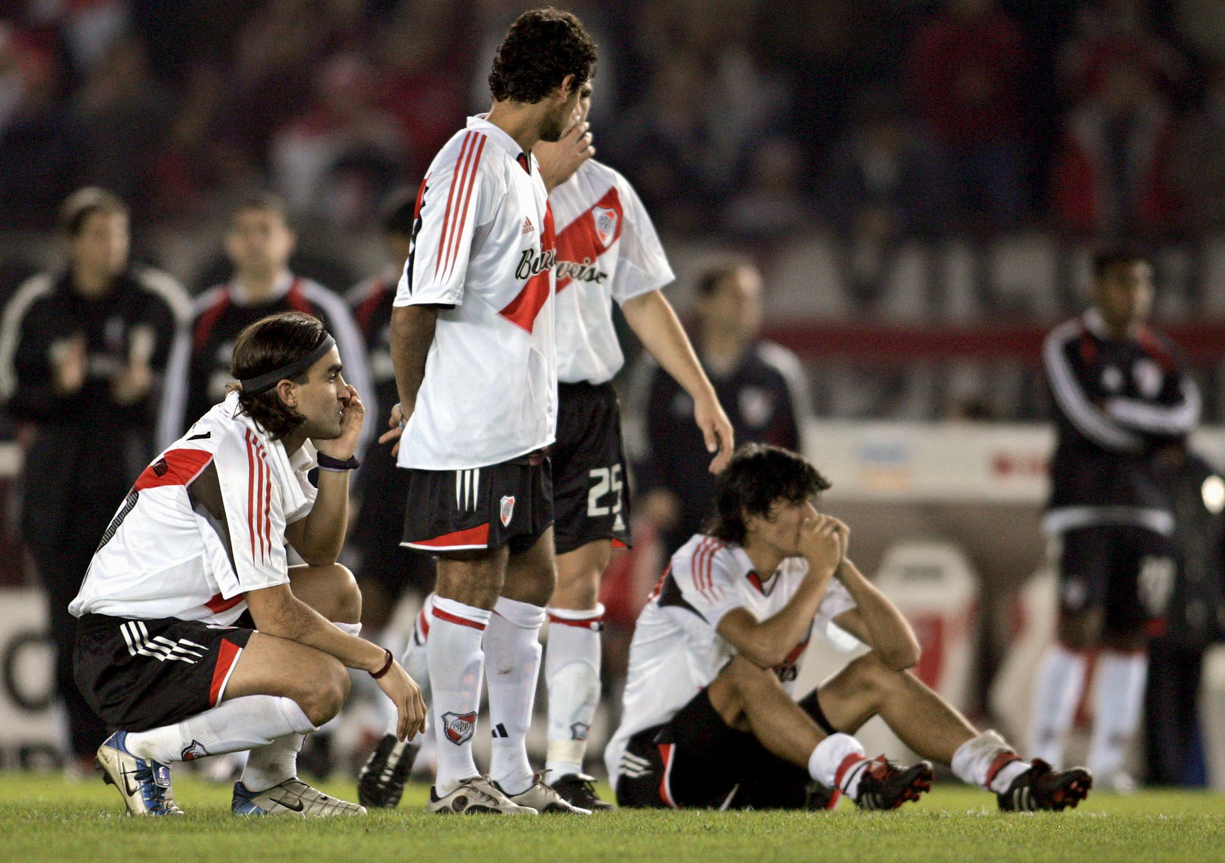 River Plate - Boca Juniors 2004