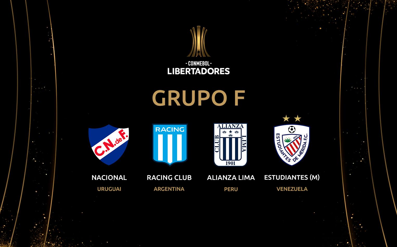 Grupo F da Libertadores