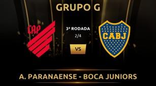 CAP vs Boca