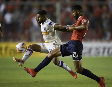 AFP Independiente Fortaleza Sul-Americana 2020