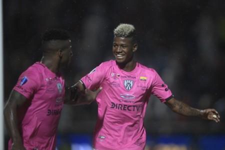 AFP Cristian Dajome Independiente Del Valle