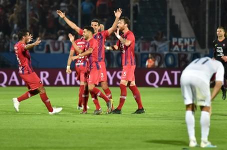 AFP Cerro Porteno San Lorenzo Copa Libertadores 2019