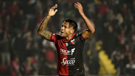 AFP Wilson Morelo Colón Copa Sudamericana