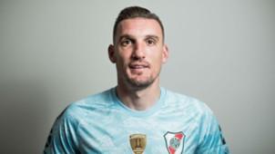Franco Armani River Copa Libertadores
