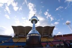 Libertadores Femenina trofeo