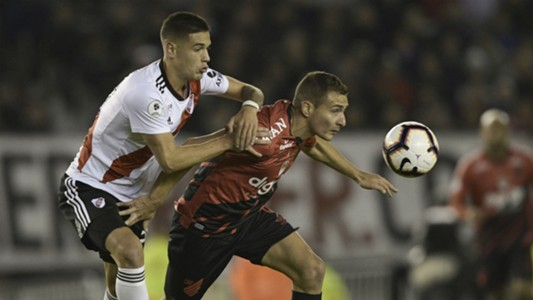 AFP River Athletico Paranaense Recopa 2019