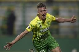 AFP Braian Romero Defensa y Justicia Libertadores 2020
