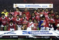AFP Cienciano Sul-Americana 2003