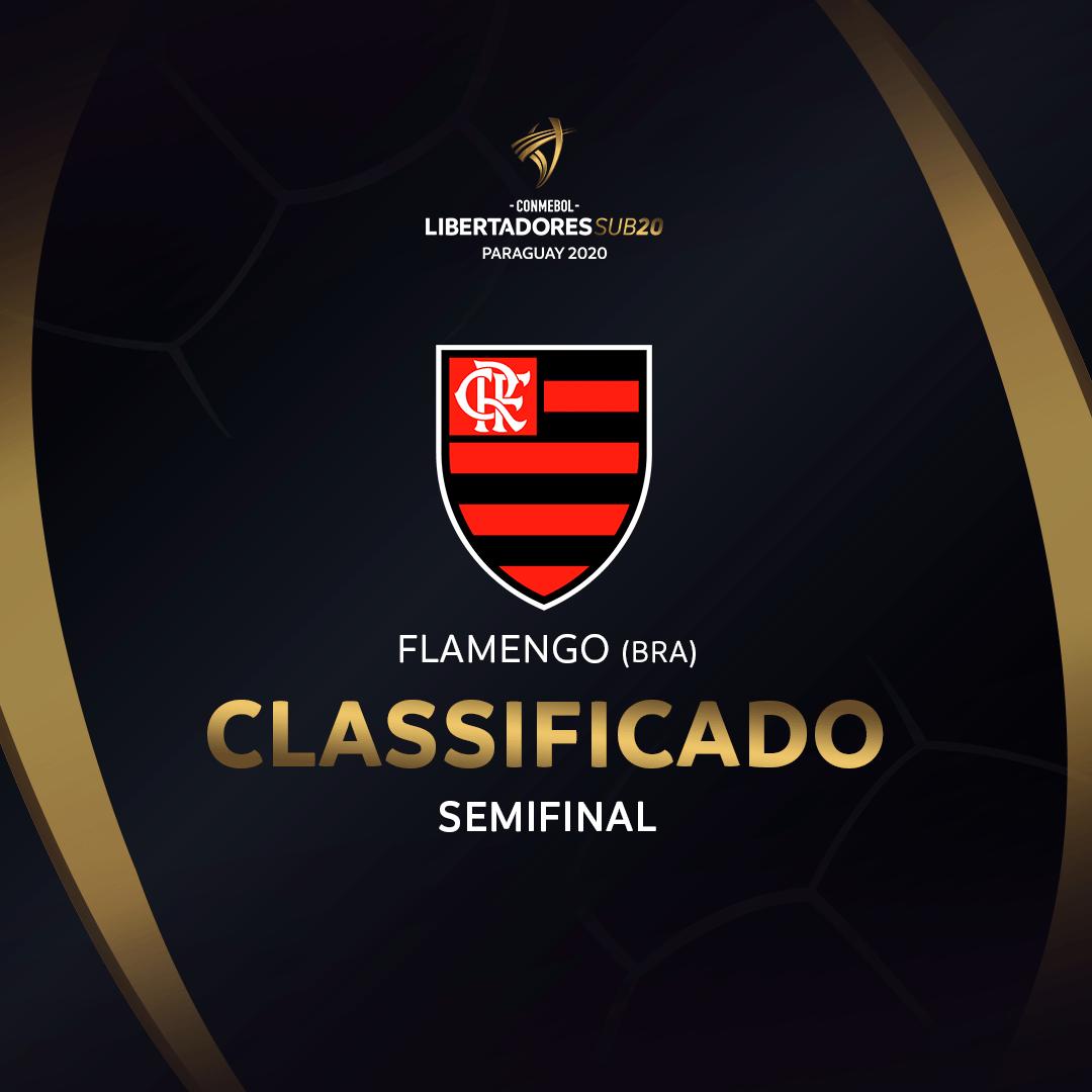Flamengo Sub-20 Libertadores