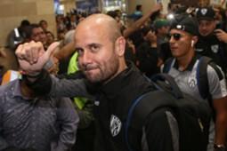 Miguel Angel Ramirez Independiente del Valle campeon CONMEBOL Sudamericana