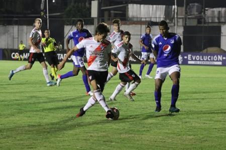River x Millonarios - Libertadores Sub-20